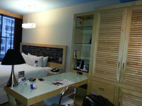TRYP HOTEL NYC - Times Square South by Wyndham: Zimmer