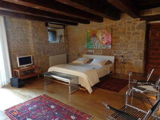 El Sueno de Virila: Spacious and comfy bedroom