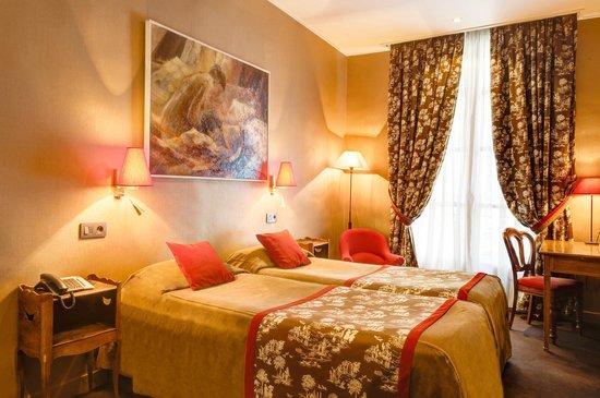 Hotel Pas de Calais: Chambre supérieure