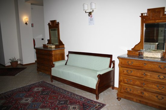 Hotel Fondo Catena : interno