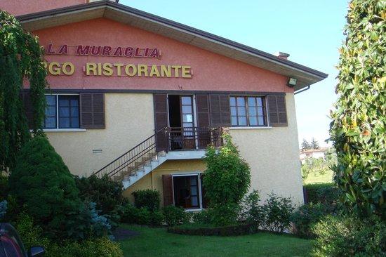 Hotel Il Castello: Façade de l'hôtel