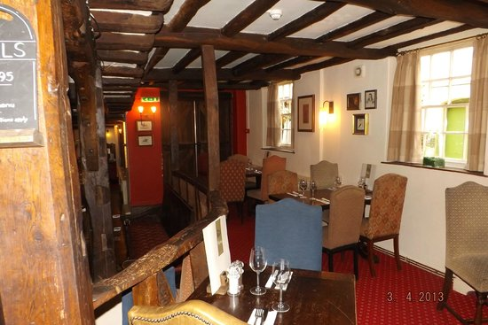 The White Hart Hotel: Dining / Function Room,