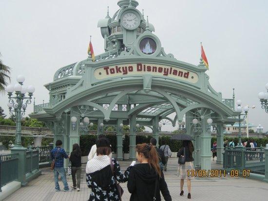トイマニのドア - Picture of Tokyo DisneySea, Urayasu - TripAdvisor