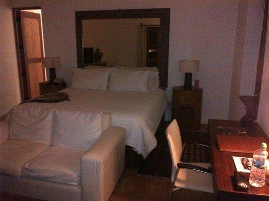 Casareyna Hotel: Room with KS