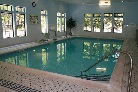 Hampton Inn & Suites Binghamton / Vestal: Indoor Pool