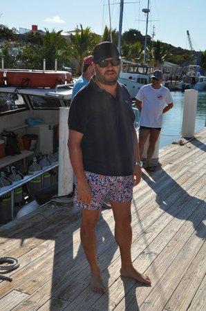 Flamingo Divers: dive buddy