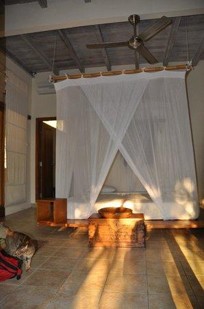 Segara Villas: Zimmer ohne Blick auf Meer
