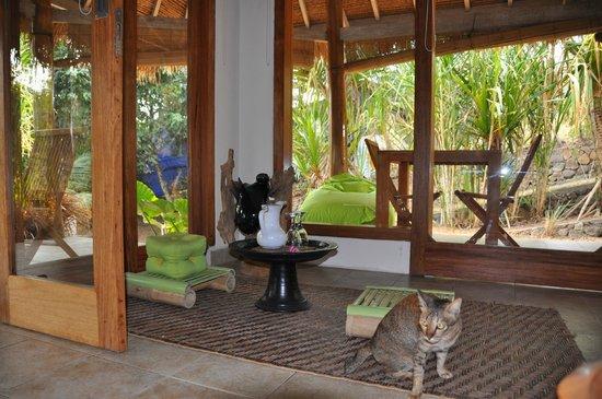 Segara Villas: Zimmer ohne Sicht auf's Meer