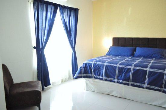 Pequeño Gran Hotel: Suite de Una cama king size