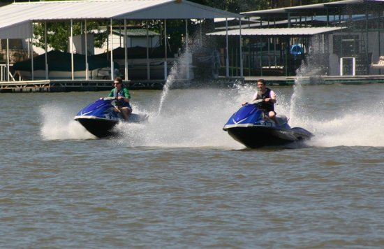 Adventure Boat Rentals: Yamaha Waverunners