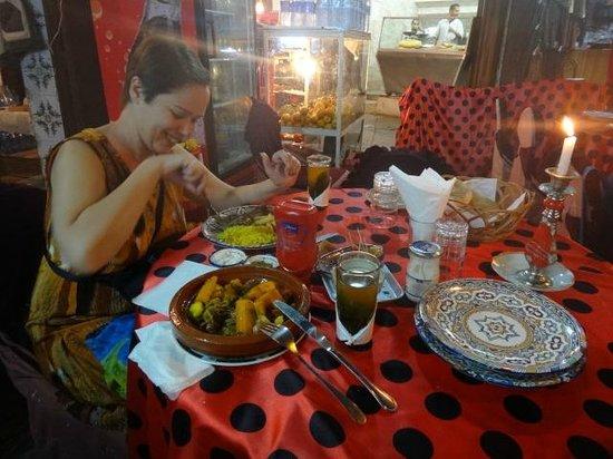 Chez Said: bon appetit!