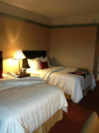 Crowne Plaza Pittsfield: room 505