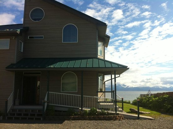 Driftwood Inn & Homer Seaside Lodges : Bluffview lodge