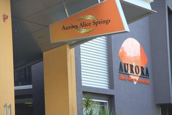 Aurora Alice Springs: intree
