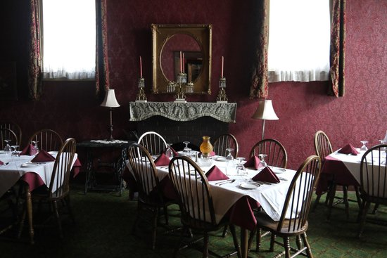 The Historic Occidental Hotel & Saloon and The Virginian Restaurant: The Virginian