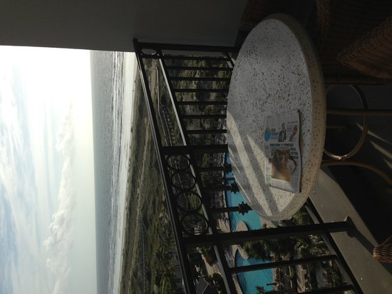 The Ritz-Carlton, Amelia Island: Private balcony