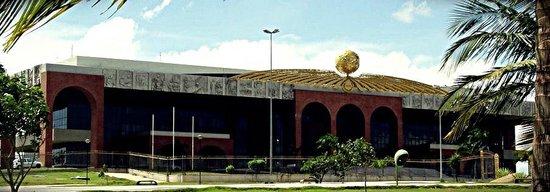 Araguaia Palace: Palácio Araguaia, globo de ouro .