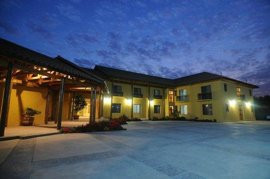 Ontiveros Hotel : ENTRADA PRINCIPAL