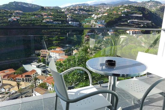 Estalagem Ponta do Sol: balcony from rm 305