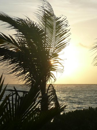 Grand Palladium Riviera Resort & Spa: AMANECER