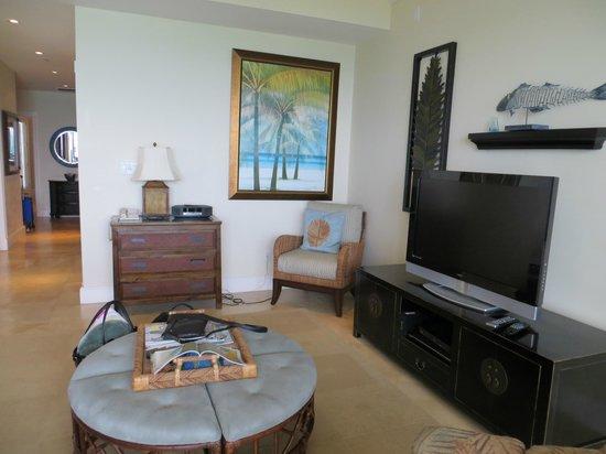 The Regent Grand: livingroom