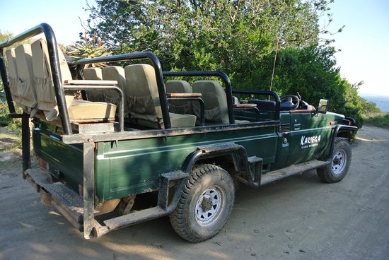 Kariega Ukhozi Lodge : transportation