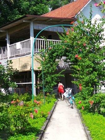 Gili Eco Villas : Le Bungalow à deux étages
