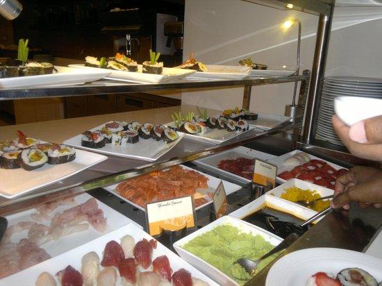 Taprobane : Sushi!
