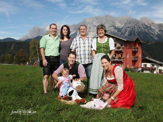 Hotel Pariente: Familie Pariente