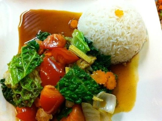 Pum Thai Restaurant & Cooking School: UNITED COLOURS