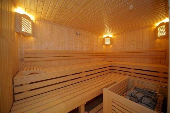 Hotel Pariente: Finnische Sauna