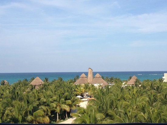 Secrets Maroma Beach Riviera Cancun: View from our patio
