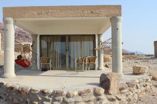 Région de la mer Morte, Jordanie : Mujib Chalet