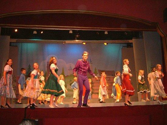 The Salon Varietes Theatre