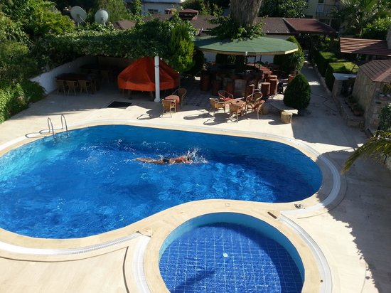 Iztuzu Apart & Villas: Super swimming ..