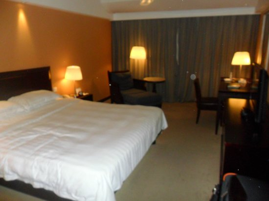 Nan Hai Hotel: single room