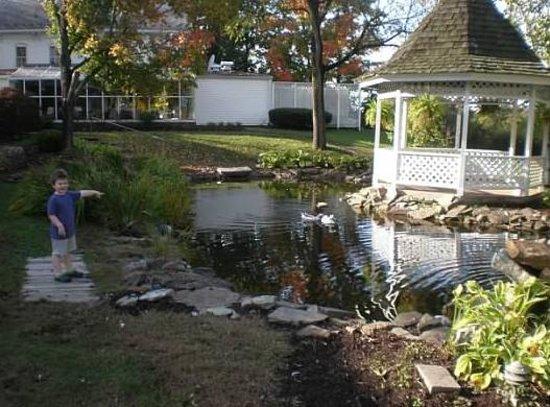 The Inn at Turkey Hill: Pond