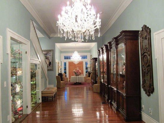 Samuel Guy House : Foyer
