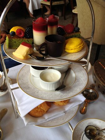 The Saddle Room Restaurant: Afternoon Tea