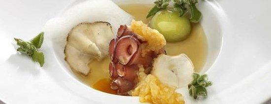 Restaurante Los Robles: Uno de nuestros platos