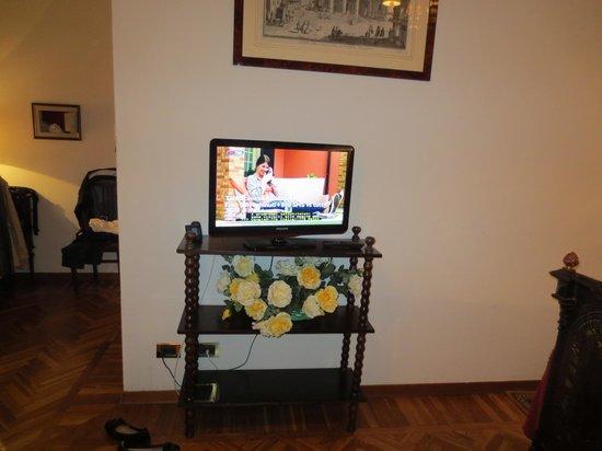 Hotel Morandi Alla Crocetta: salon