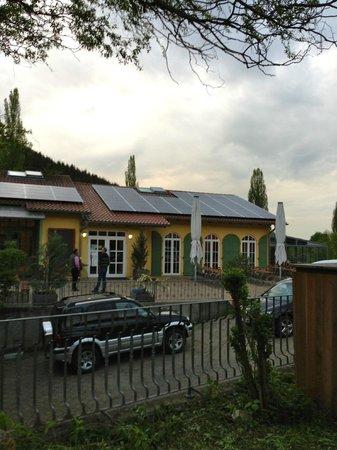 Hofcafe Holzofenbackstube