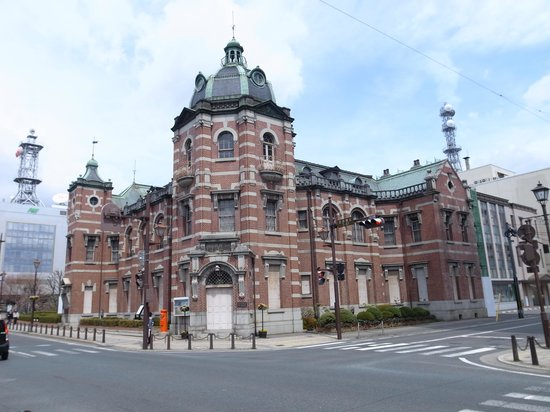 ‪Bank of Iwate Red Brick Building‬