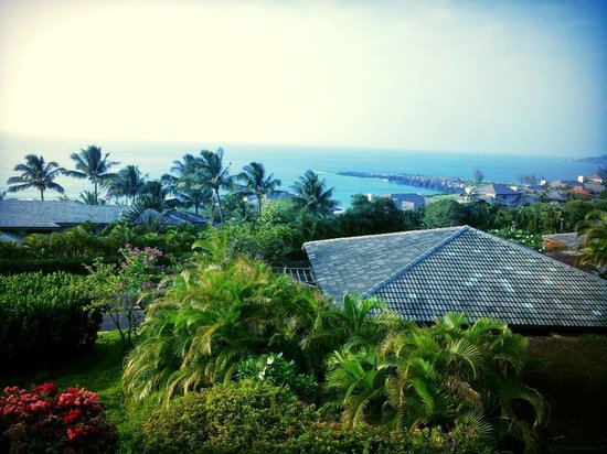 The Kapalua Villas, Maui: Beautiful view from our villa