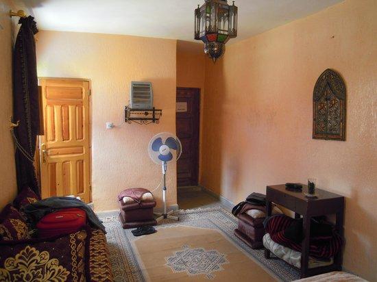 Dar Lalla Bouchra: La camera doppia