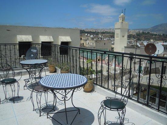 Dar Lalla Bouchra: La terrazza