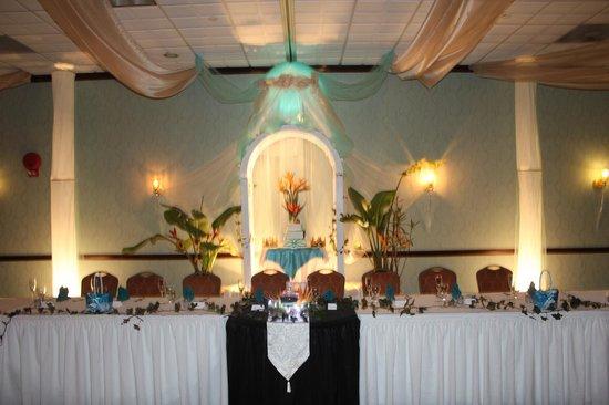 Ramada Plaza Holtsville Long Island: Ballroom