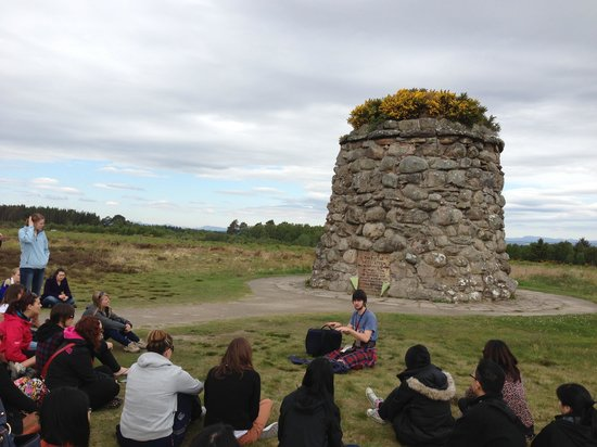 Morag's Lodge: At Culloden on a Haggis Adventure 5 day Fling