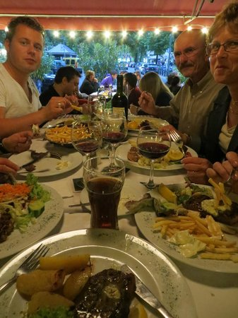 La Piazza: hearty, wonderful food