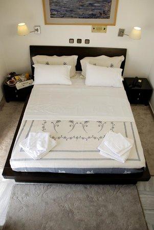 Hotel Galaxidi: The pleasant...!